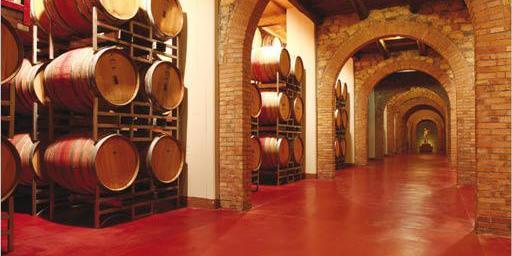 winery floors polyurethane
