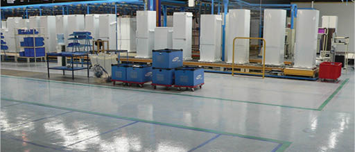 Epoxy Floors South Africa - house wares industry