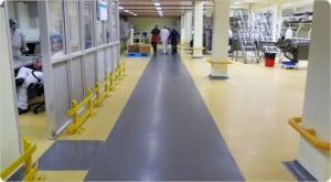 self levelling flooring