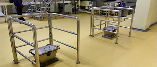 Polyurethane seamless floor coating for maximum protection