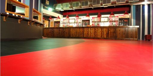 commercial flooring polyurethane