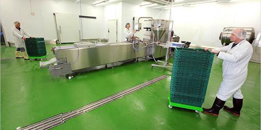 Polyurethane Hygiene Coatings for maximum protection against bacteria and fungi