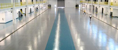 Epoxy Flooring manufacturing industry
