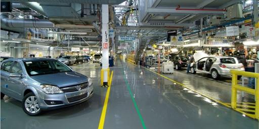 MV assembly floors