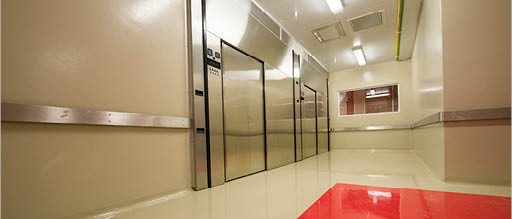cold rooms polyuerthane