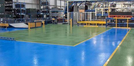 industrial flooring epoxy