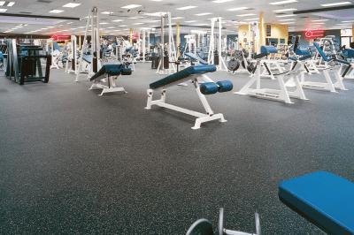 gymnasium sport floor